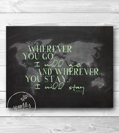 Scripture Print Bible verse inspirational quote arrow by SpoonLily, $5.00