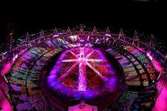 London Stadium, closing ceremonies from @Andrea Slater
