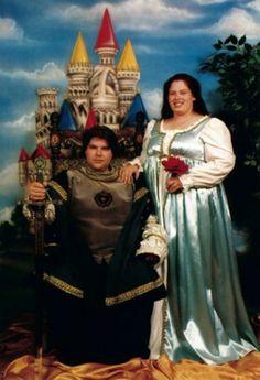 Awkward Engagement Photos.