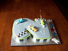 I think a car-themed party is something we could pull off in my future family :)