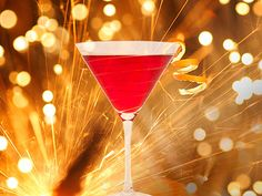 It's 5 O'Clock Somewhere: Beat the Heatwave with a 'Sparkling' Cosmo