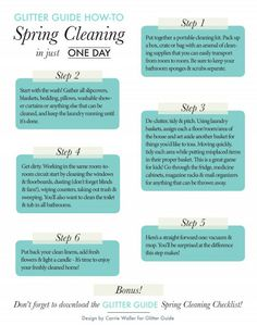 4/May - Spring clean tranquility du jour: spring cleaning love  #PinADayInMay @Ruche