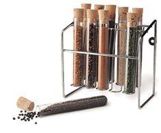 Spice in Test Tube Set