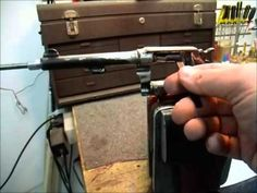 How to: use Barrel Throating tools for revolvers.  www.4-dproducts.com