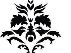 Damask Pumpkin Carving Template >> http://www.diynetwork.com/decorating/24-halloween-pumpkin-carving-templates/pictures/index.html?soc=pinterest