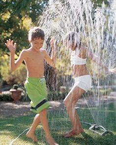 Sprinkler Party Ideas
