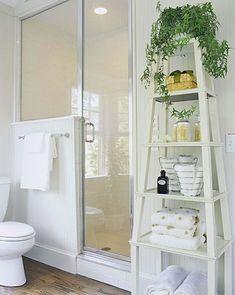 Storage for master bath