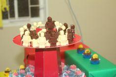 Dona das Coisinhas: A festa Lego do João