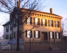 Lincoln home in Springfield, IL - virtual tour