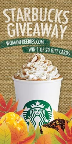 The Pumpkin Spice Latte Giveaway