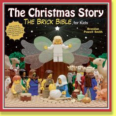 The Brick Bible Shop > The Christmas Story: The Brick Bible for Kids  [for kids, my eye.]