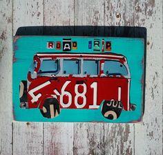 License Plate Artwork Frog Prince Crown Kiss Me by recycledartco