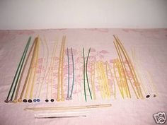 How to Make Bracelets From Knitting Needles thumbnail