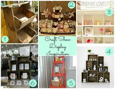 6 booth ideas for craft show displays