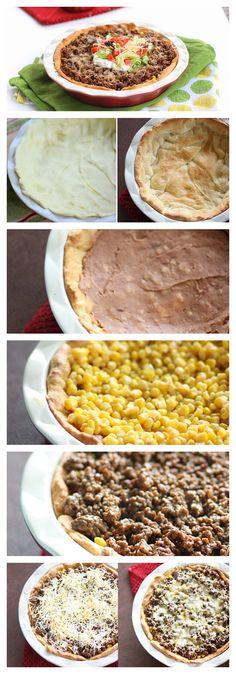 Mexican Shepherds Pie