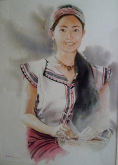 Global Visual Artists - Deniega - Benguet maiden
