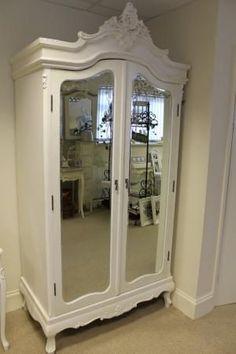 mirror armoir, french boutique, hous, boutiqu furnitur, bedroom
