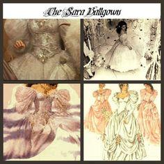 The Sara Ballgown-Masquerade-Labyrinth-Wedding...Yes!