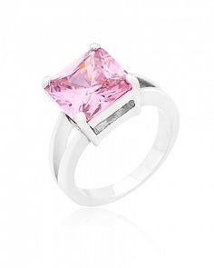 via BaubleBox #pinkring