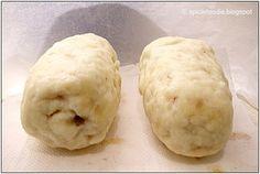Knedliky Czech Bread Dumplings