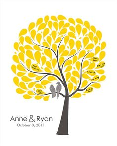 #wedding guest book