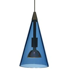 Cone Pendant by Tech