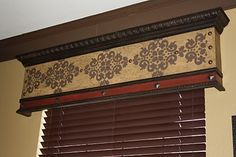 Posh Elements: Cornice Boards