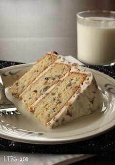 Lick The Bowl Good: Italian Creme Cake
