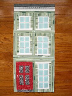 house block for Charise by quirky granola girl, via Flickr