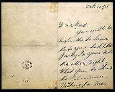 """Jack the Ripper.  A 'Dear Boss' letter sent to the police. The police deemed the """"Dear Boss"""" letter important enough to reproduce in newspapers and postbills of the time, hoping someone would recognise the handwriting."""