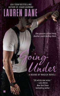 Reviews by Tammy & Kim: Going Under: Lauren Dane