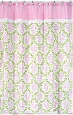 Green & Pink on Pinterest