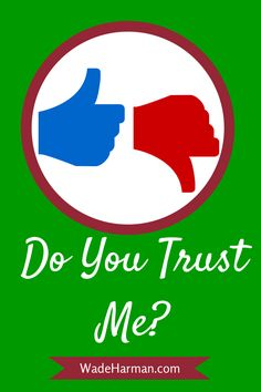 How to Build Trust With Your #SocialMedia Following