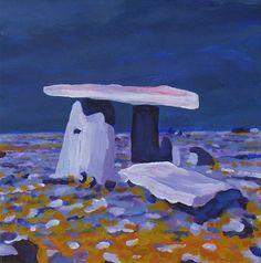 Burren Dolmen