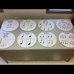 Great way to show how rhythm works and how to connect it to fractions!