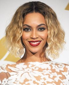 Score a Googlicious Cut! - The Queen B from #InStyle