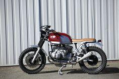 BMW R100 CRD#17 ¨Ruby Ring¨ / Encargos de otros clientes / motos / Home - Cafe Racer Dreams