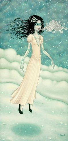The Snow Bride - Tara McPherson