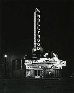 HOLLYWOOD Theatre. La Crosse, Wisconsin.
