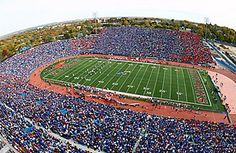 Memorial Stadium  The University of Kansas