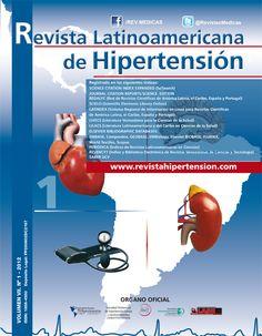 Revista Latinoamericana de Hipertensión 2009 - 2012 disponible en Saber UCV http://saber.ucv.ve/ojs/index.php/rev_lh/issue/archive