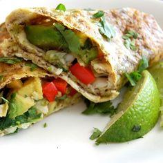 paleo breakfast burrito, low carb, breakfastburritorecip today, bell peppers, breakfast burrito healthy, healthy breakfasts, healthi breakfast, healthy breakfast burritos, paleo recip