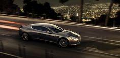 Aston Martin ~ Rapide