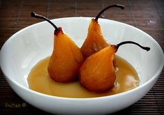sweet pear liqueur in the brandy