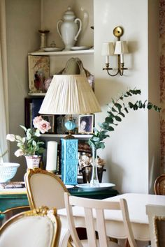 French chic decor