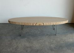 eames-inspired coffee table