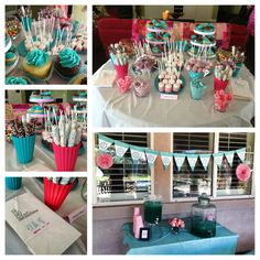 brought togeth, jill bridal, jill idea, bridal shower, shower idea, idea brought, parti time