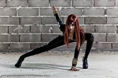 Black Widow by *blackmage9 on deviantART