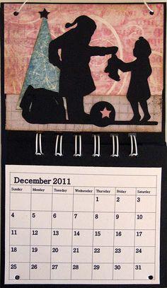 Cricut calendar