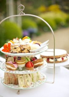 A classic English Afternoon Tea, afternoon tea recipes